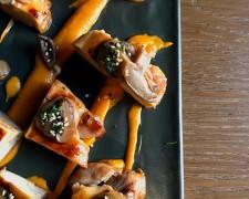 Pollo Marinado en Shiro Miso
